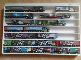 Foto 6 LKW Sammlung mit ca. 200 LKW´s