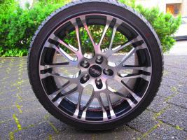 LM Felgen 18 Zoll für Mercedes-Benz und Audi + Sommerbereifung