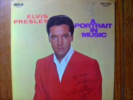 LP ''a portrait in music''