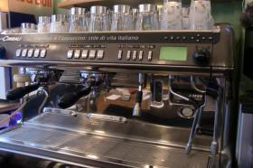 Foto 2 La Cimbali Espresso Maschine