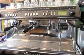 la cimbali espresso maschine in hamburg siebtr ger la. Black Bedroom Furniture Sets. Home Design Ideas