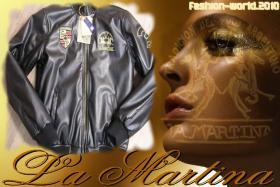 Foto 2 La Martina Lederjacke Limited Edition Gr. M, L, XL, XXL, XXXL Neu