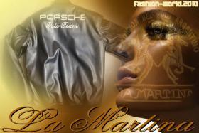Foto 3 La Martina Lederjacke Limited Edition Gr. M, L, XL, XXL, XXXL Neu