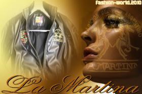 Foto 7 La Martina Lederjacke Limited Edition Gr. M, L, XL, XXL, XXXL Neu