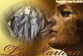 Foto 8 La Martina Lederjacke Limited Edition Gr. M, L, XL, XXL, XXXL Neu