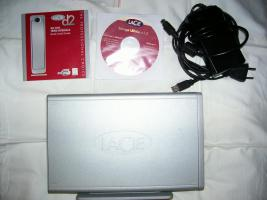 Foto 2 LaCie Big Disk Extreme with Triple Interface Hi-Speed USB 2.0, FireWire 800 und FireWire 400