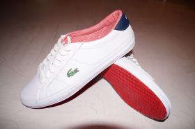 Lacoste Avant BCP SPM - Schuhe weiß gr. 42 NEU