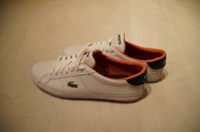 Foto 2 Lacoste Avant BCP SPM - Schuhe weiß gr. 42 NEU