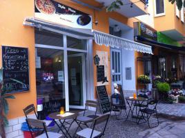 Laden Geschäft pizzaladen in prenzl Berg