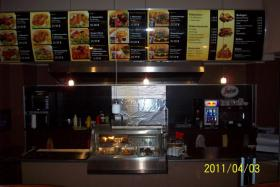 Foto 2 Ladenlokal Bistro komplett ausgestattet