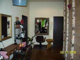 Ladenlokal Friseur und Kosmetik
