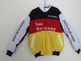 Länderjacke Team Germany  original by muero  Gr. L