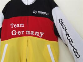Foto 2 Länderjacke Team Germany  original by muero  Gr. L