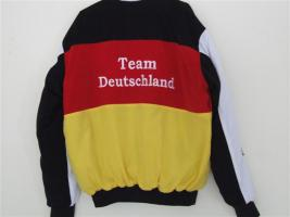 Foto 3 Länderjacke Team Germany  original by muero  Gr. L
