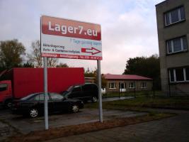 Lagermöglichkeiten in Sachsen - Anhalt