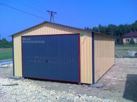 Foto 8 Lagerraum, Fertiggarage, Gartenhütte, blechgarage, Gartenschuppen, lagerbox, Garagen