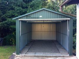 Foto 6 Lagerraum, Fertiggarage, Gartenhütte, blechgarage, Gartenschuppen, lagerbox, Garagen