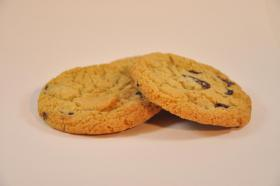Laktosefrei Chocolate- Chip Cookies mmm.....