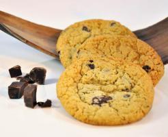 Foto 2 Laktosefrei Chocolate- Chip Cookies mmm.....