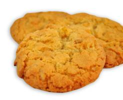 Foto 2 Laktosefrei Mango/Ingwer Cookies mmm.