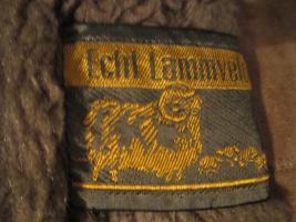 Foto 5 Lammfellmantel / Jacke in Frankfurt zu verkaufen. (Echtes Leder).