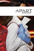 Lammnappaleder-Handschuhe blau APART Gr. 7 - OVP & NEU