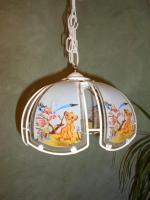 Lampe f�r Kinderzimmer