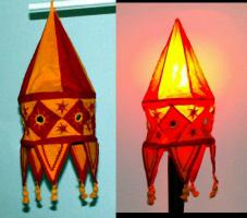 Lampenschirm MADRAS