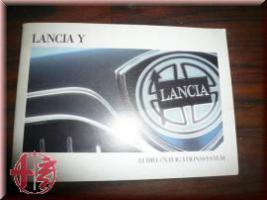 Lancia Y 2007 Bedienungsanleitung