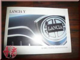 Lancia Y Motorcode 2005 bedienungsanleitung