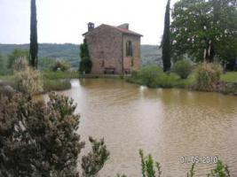 Foto 3 Landgut Monte Faeta / Toscana