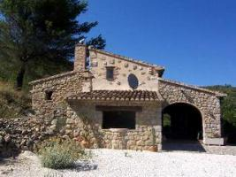 Landhaus in Jalon an der Costa Blanca