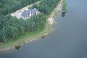 Landhaus in Lettland