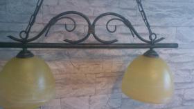 Foto 2 Landhaus Pendelleuchte Lampe  Honsel