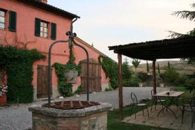 Foto 3 Landhaus in Val d'Orcia mit privaten Pool