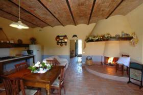 Foto 12 Landhaus in Val d'Orcia mit privaten Pool
