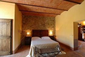 Foto 18 Landhaus in Val d'Orcia mit privaten Pool
