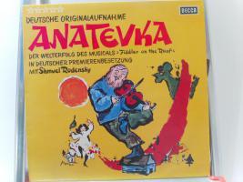 Foto 3 Langspielplatten - Musical und Operrette