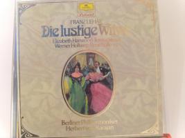 Foto 4 Langspielplatten - Musical und Operrette