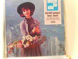 Foto 8 Langspielplatten - Musical und Operrette