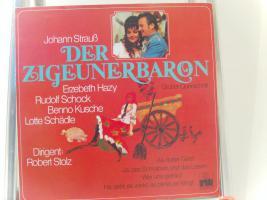 Foto 10 Langspielplatten - Musical und Operrette
