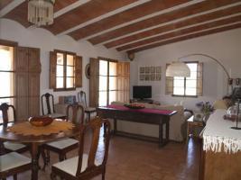 Foto 4 Langzeitmiete Mallorca: 130 qm Finca mit Heizung nahe Santanyi