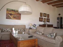 Foto 5 Langzeitmiete Mallorca: 130 qm Finca mit Heizung nahe Santanyi