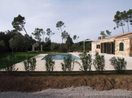 Foto 2 Langzeitmiete Mallorca: 250 m2 Finca mit Pool und Nebengebäude in Porreres