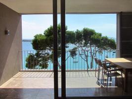 Foto 2 Langzeitmiete Mallorca: 250 qm Luxus Wohnung mit Gästetrakt in erster Meereslinie von Colonia Sant Jordi