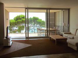 Foto 3 Langzeitmiete Mallorca: 250 qm Luxus Wohnung mit Gästetrakt in erster Meereslinie von Colonia Sant Jordi