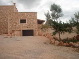 Foto 3 Langzeitmiete Mallorca: 300 m2 Pool Finca mit Meerblick zwischen Ses Salines und Colonia Sant Jordi