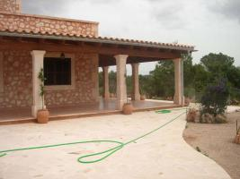 Foto 4 Langzeitmiete Mallorca: 300 m2 Pool Finca mit Meerblick zwischen Ses Salines und Colonia Sant Jordi