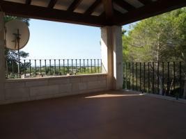 Foto 3 Langzeitmiete Mallorca: 340 qm Finca mit Pool und Meerblick zwischen Ses Salines und Colonia Sant Jordi