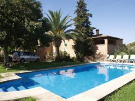 Foto 3 Langzeitmiete Mallorca: Alte renovierte mallorquinische Traum Finca mit Pool und Panorama Blick in S'Horta